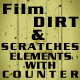 Film Dirt & Scratches Elements PACK - VideoHive Item for Sale