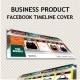 Business Product Facebook Timeline Cover - GraphicRiver Item for Sale