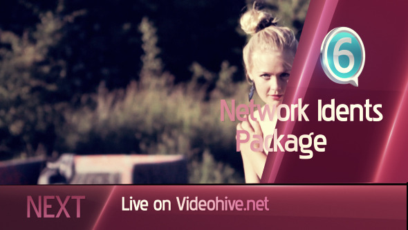 After Effects Project - VideoHive Network Idents Package 3213349