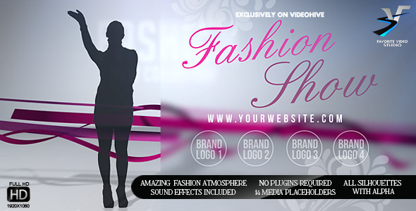 After Effects Project - VideoHive Fashion Show Promo for Your Boutique 3258167