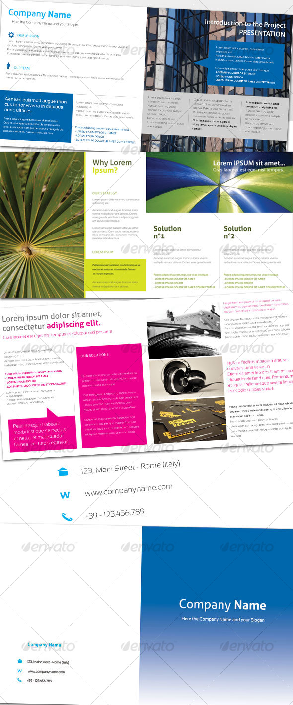 GraphicRiver Generic Brochure 01 8 pag 113695