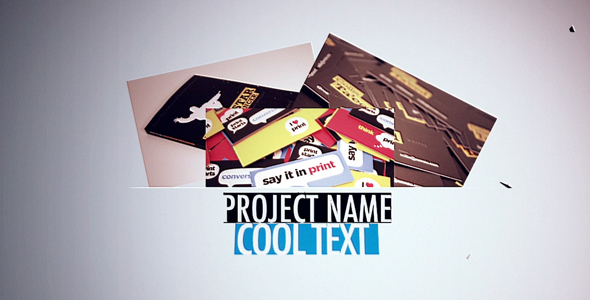 After Effects Project - VideoHive Colorz HD 114975