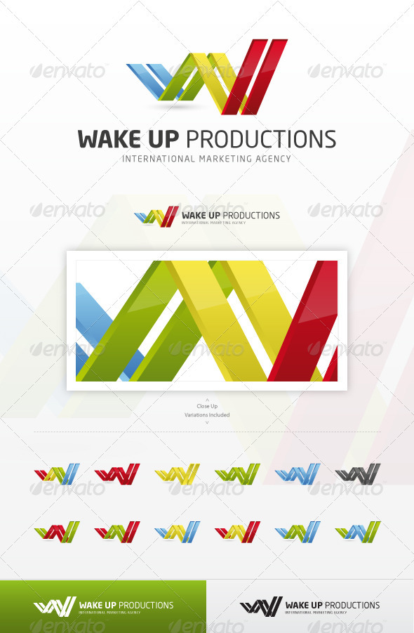 GraphicRiver Wake Up Productions 1113415