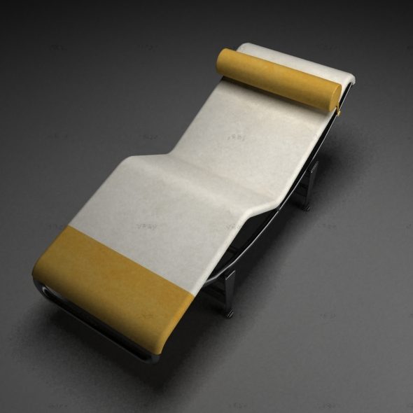 Arper Leaf Chaise 3d Model 187 Dondrup Com