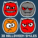 30 Halloween Smiles - GraphicRiver Item for Sale