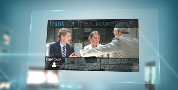 VideoHive Glass Promotion For Businesses V.2 3246288
