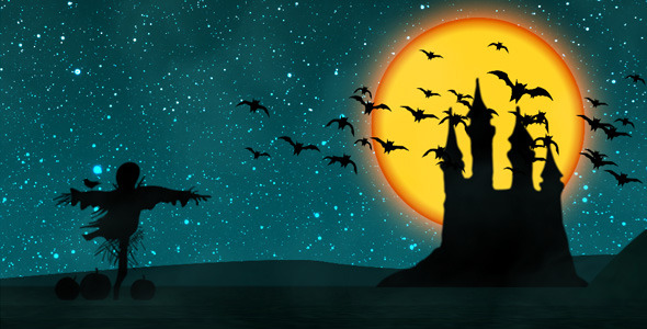 After Effects Project - VideoHive Halloween Greetings 3268357