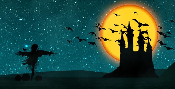 VideoHive Halloween Greetings 3268357