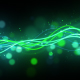 Wavy Green Background - VideoHive Item for Sale