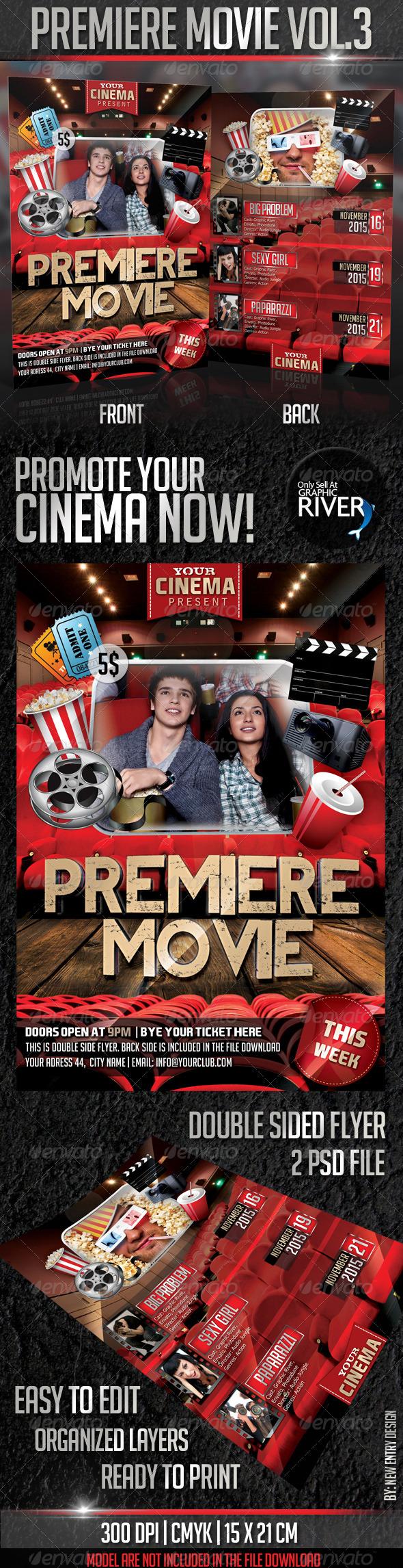 GraphicRiver Premiere Movie Vol3 3271426