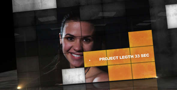 After Effects Project - VideoHive Flip the Screen 339936