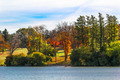Autumn Fall Lake Landscape - PhotoDune Item for Sale