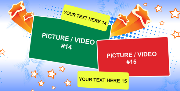 After Effects Project - VideoHive Star Splash Presentation 115426