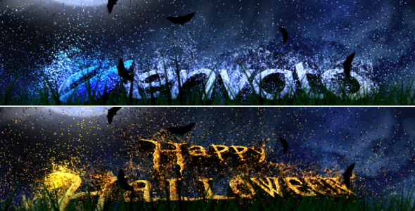 After Effects Project - VideoHive Scary Halloween Ghost 3273775