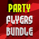 Undercover Disco Flyers Bundle - GraphicRiver Item for Sale