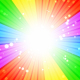 Rainbow Burst - VideoHive Item for Sale