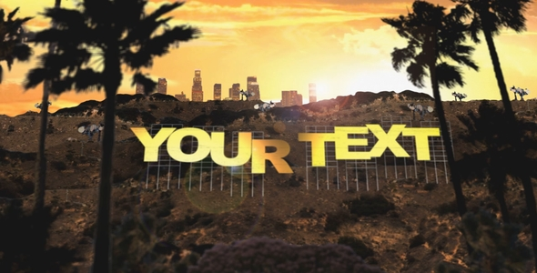 After Effects Project - VideoHive hollywood style intro 115563
