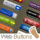 10 Elegant Web Buttons - GraphicRiver Item for Sale