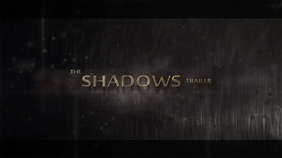 After Effects Project - VideoHive Shadows 115589