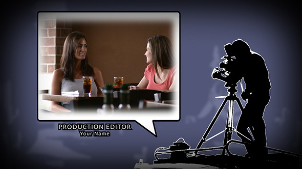 After Effects Project - VideoHive Opener of Your Story 3279126