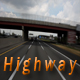 Highway Next To The Airport - VideoHive Item for Sale