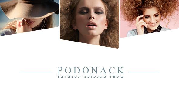 VideoHive Podonack Fashion Sliding Show 3279298