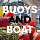 Buoys And Boat - VideoHive Item for Sale