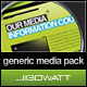 Generic Media Pack - GraphicRiver Item for Sale
