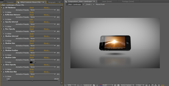 After Effects Project - VideoHive iDisplays Pro 115900