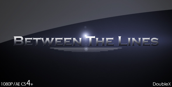 VideoHive Between The Lines 3285552