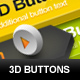 Resizable 3D Web buttons - GraphicRiver Item for Sale