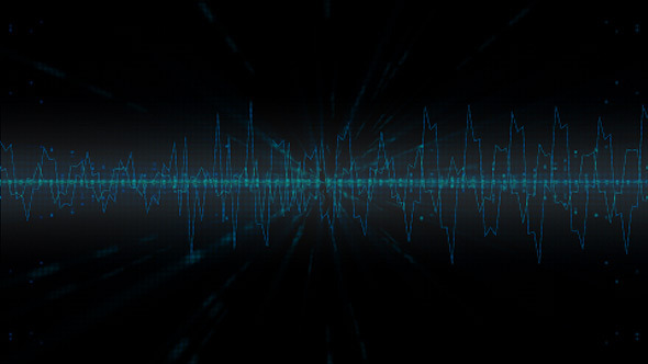 VideoHive Digital Waveform 3287881