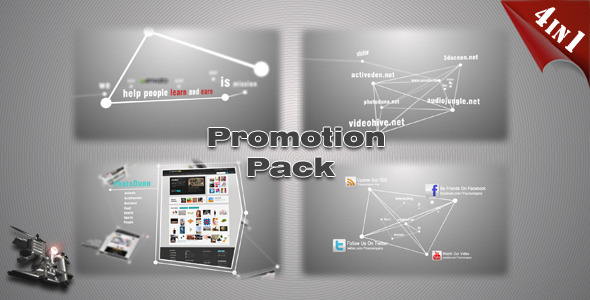 After Effects Project - VideoHive Website Product App Promotion Pack 329015 ...