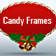 Christmas Candy Frames - GraphicRiver Item for Sale