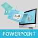 Circle Powerpoint Template  - GraphicRiver Item for Sale