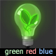 Colored Lightbulbs. - ActiveDen Item for Sale