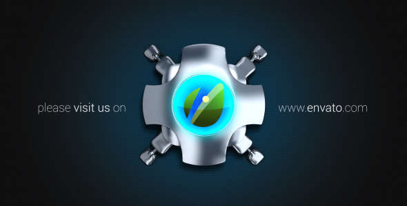 After Effects Project - VideoHive Futuristic Logo Intro 3295223