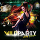Wild Party Poster/Flyer - GraphicRiver Item for Sale