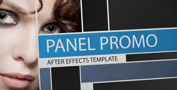 VideoHive Panel Promo 3296215