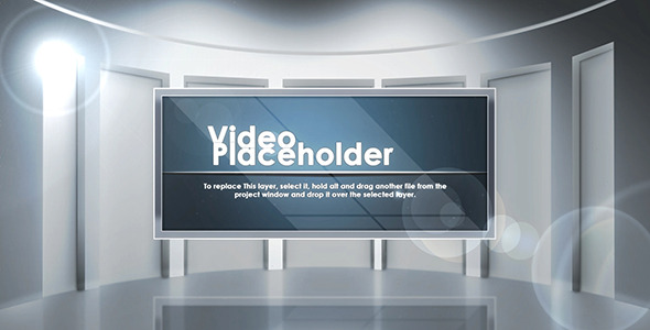 After Effects Project - VideoHive Displays Lights 3298316