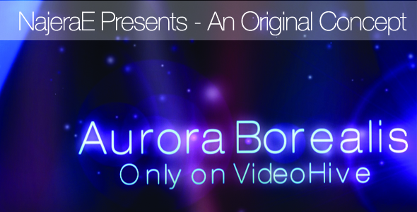 After Effects Project - VideoHive Aurora Borealis 115926