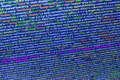 Wall of JavaScript Source Code on Monitor 3 - PhotoDune Item for Sale