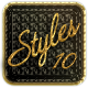 10 Luxury Styles vol. 2  - GraphicRiver Item for Sale