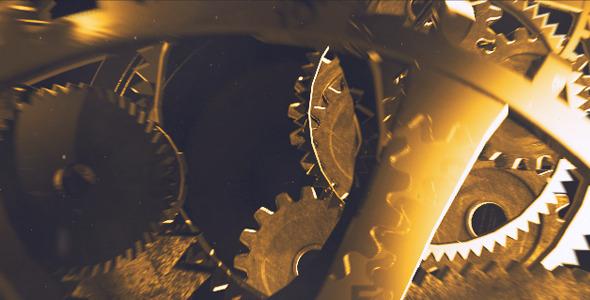 VideoHive Clock Opener V2 3316496