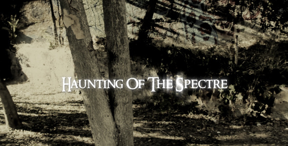 VideoHive Haunted Horror Titles Project 3320002