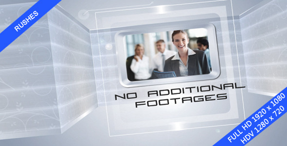 After Effects Project - VideoHive Corporate Challenge 3301586