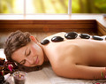 Spa Salon. Stone Massage. Dayspa - PhotoDune Item for Sale
