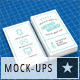 Business Card Mock-up - GraphicRiver Item for Sale