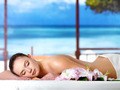 Woman relaxing in spa salon - PhotoDune Item for Sale