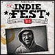 Indie Fest Handwritten Flyer/Poster - GraphicRiver Item for Sale